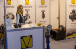 Муромский завод трубопроводной арматуры представил свою продукцию на «РосГазЭкспо»