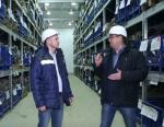 Арматурный Завод. Склад литых заготовок трубопроводной арматуры. Часть II