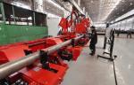 На «Зио-Подольск» введён в эксплуатацию инновационный наплавочный комплекс