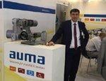 Hawle и AUMA приняли участие в выставке Иннопром-2016