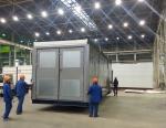 «РЭП Холдинг» произвел отгрузку электротехнического оборудования для «ФСК ЕЭС»
