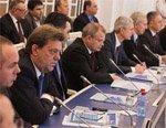 Томская электронная компания представила свою продукцию для губернатора Томской области и главы ОАО Газпром