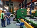 Сотрудники ВНИИСТ посетили завод «Лискимонтажконструкция»