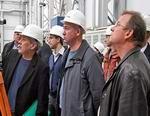 Первая партия трубопроводов Березовской ГРЭС прошла предотгрузочную инспекцию