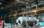 Специалисты завода «ЗиО-Подольск» завершили отгрузку конденсатосборников для нужд Курской АЭС-2