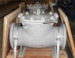 Чешский завод MSA, поставил обратные клапаны катарской нефтегазовой компании Qatar Petroleum