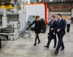 Делегация Минпромторга встретилась с руководством Балтийской промышленной компании