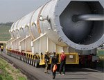Масштабы: «Роснефть» проводит уникальную транспортную операцию в рамках проекта модернизации Ачинского НПЗ