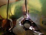Ростовская АЭС: сварены первые стыки главного циркуляционного трубопровода энергоблока №4