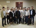 Делегация китайских промышленников посетила Индустриальный парк «Станкомаш»