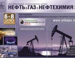 Ареопаг принял участие в выставке Газ. Нефть. Нефтехимия-2017