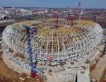 Белэнергомаш - БЗЭМ осуществил отгрузку металлоконструкций для стадиона в Саранске