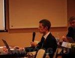 Доклад Е.А. Власова (ООО «Самсон Контролз») – «Специальная арматура для агрессивных сред» (дискуссионный клуб «Трубопроводная арматура и насосы для агрессивных сред. Особенности конструкций и материалы»).