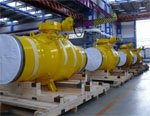 Завод трубопроводной арматуры MSA расширяет территорию продаж