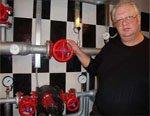 Новый индивидуальный тепловой пункт, смонтированный специалистами ООО «Водоприбор-комплект», показал свою эффективность