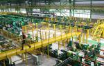 Новое оборудование ввели в эксплуатацию на заводе ОМК