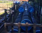 Загорский трубный завод впервые отгрузил продукцию для ПАО Газпром