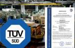 На ПАО «Контур» успешно прошел сертификационный аудит TÜV SÜD