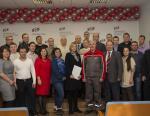 Президент ОМК поздравил лучших сотрудников завода «Трубодеталь»