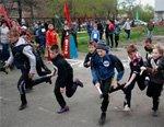 ЧКПЗ провел празданования в честь 9 мая и забег Победы