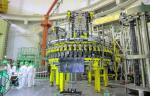 На первом энергоблоке Белорусской АЭС успешно завершен этап энергетического пуска