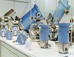 «НПП «Сенсор» представит новинки трубопроводной арматуры на ИННОПРОМ-2016