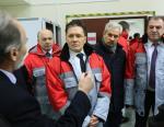 Генеральный директор «Росатома» совершил рабочую поездку на Белорусскую АЭС