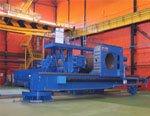 Завод «СОТ», отгрузит в адрес государственного концерна «Туркменгаз» порядка 20 тонн отводов