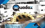 Технология Quadax®: дисковый затвор с четырехратным эксцентриситетом