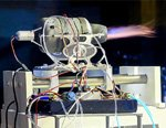ВИАМ напечатал малоразмерный газотурбинный двигатель