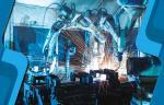 Применение роботов в литейных конвейерных комплексах