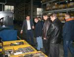 РТМТ посетили представители Союза Машиностроителей