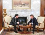 ОМК и Газпром обсудили перспективы развития сотрудничества