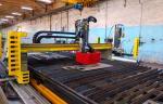 На производстве «Нефтемаш» эффективно работает оборудование для резки ESAB