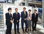 Представители г. Шеньян из Китая посетили выставку «Газ. Нефть. Технологии»