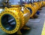 Чешский завод трубопроводной арматуры MSA поставил партию шаровых кранов по class 600 для Индийских нефтяников