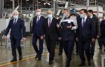 Президенту Казахстана рассказали о производстве трубопроводной арматуры на заводе «Бёмер Арматура»