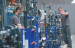Danfoss в 15 раз увеличила мощность участка сборки блочных тепловых пунктов (БТП)