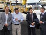 АО «Транснефть – Диаскан» посетили специалисты компании по внешней диагностике трубопроводов из Аргентины